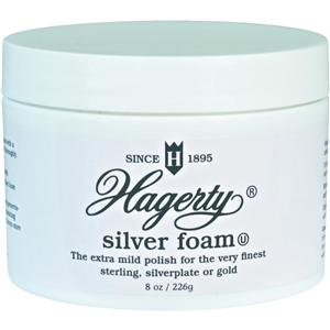 Hagerty Foam Silver Cleaner