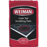 Weiman Cook Top Scrubbing Pad (3 Count)