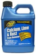 Zep Calcium, Lime, and Rust Stain Remover