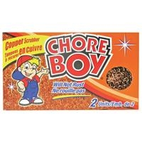 Chore Boy Copper Scouring Pad (2 Count)