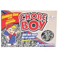 Chore Boy Stainless Steel Scouring Pad (2 Count)