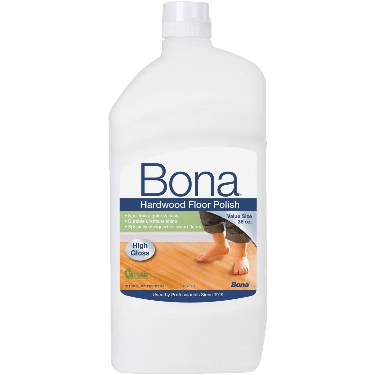 Bona Hardwood High Gloss Floor Polish