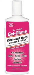 Gel Gloss Cream Kitchen & Bath Polish