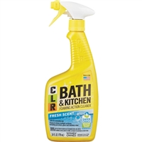 CLR Enhanced Bagthroom & Kitchen Cleaner