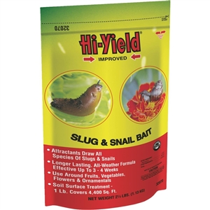Hi-Yield Slug & Snail Killer