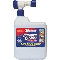 30 Seconds Outdoor Cleaner, Hose-End