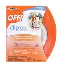 Off!  Clip-On Personal Mosquito Repellant