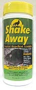 Shake-Away Rodent Repellent Granules