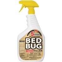 Harris 5-Minute Bed Bug Spray, 32 oz