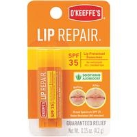 O'Keeffe's SPF 35 Unflavored Lip Balm