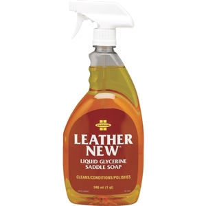 Farnam Leather New Liquid Glycerine Saddle Soap