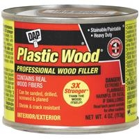 Plastic Wood Filler, Walnut