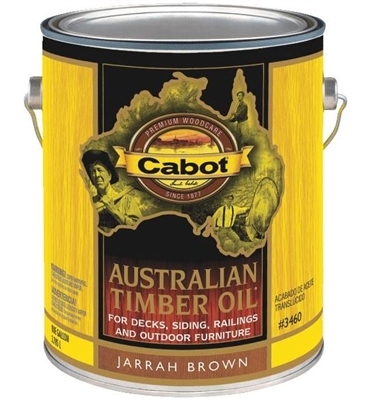 Cabot Australian Timber Oil Jarrah Brown
