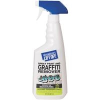Spray Paint Grafitti Remover by Lift Off