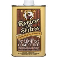 Restor-A-Shine Wood Finish Polishing Compound