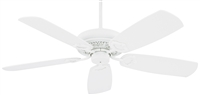 Regency Lafayette Fan - Chalk White