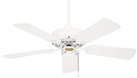 Regency Cabana Fan - Appliance White