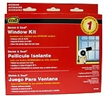 Shrink & Seal Window Insulation Kit