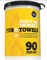 Tub O'Towels 90 ct