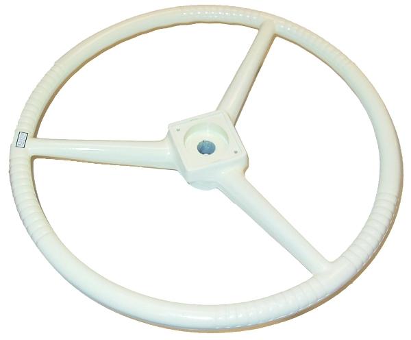 Allis Chalmers: ED40 D10 D12 D14 D15 D17 D19 D21 Creme Streering Wheel