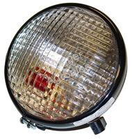 COMBO / RED DOT TAIL LIGHT ASSEMBLY 6V