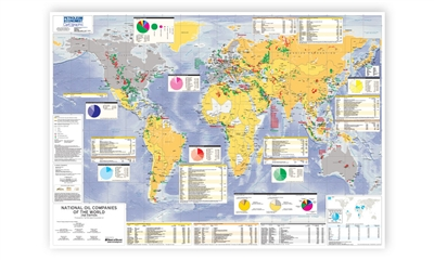 Map | National Oil Companies of the World