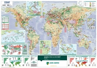 Map | World Oil and Gas Map | 4th edition