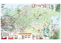 Map | Energy Map of Russia & CEE [Russian]