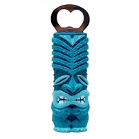 "Island Tribe Tiki Bottle Opener - Manao ""God of Creativity"""