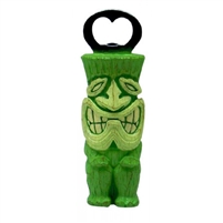 "Island Tribe Tiki Bottle Openers - Big Kalo ""Harvest God"""