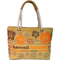 Sun-Kissed Hawaii Beach Bag