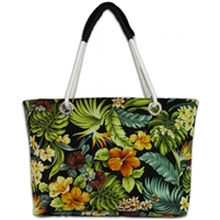 Tropical Beach Bag