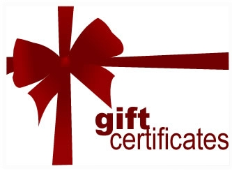 Wave Shoppe Gift Certificates