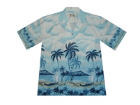 Bulk H401BL Hawaiian shirts