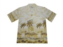 Bulk H401Y Hawaiian shirt