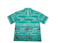 Bulk H424G Hawaiian shirt