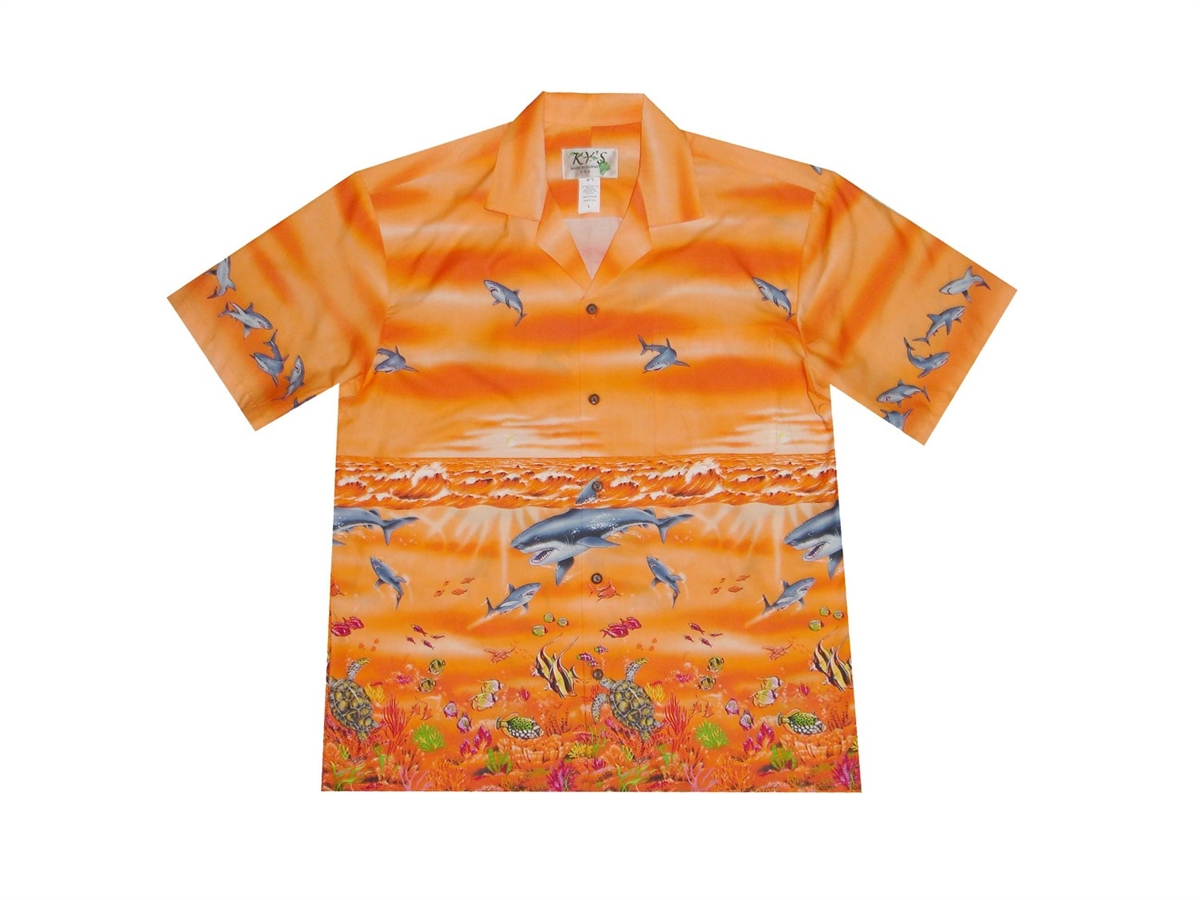 7ebeed24 Bulk H424OR Hawaiian shirt