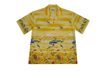 Bulk H424Y Hawaiian shirts