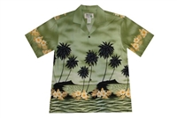 Bulk H428G Hawaiian shirts