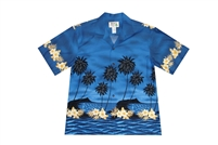 Bulk H428NB Hawaiian shirt