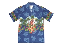 Bulk H455NB Hawaiian shirt