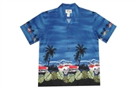 Bulk H463NB Hawaiian shirt