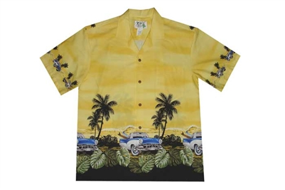 Bulk H463Y Hawaiian shirt