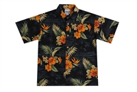 Wave Shoppe Mens Maui Hawaiian Shirt