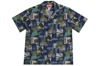 RJC Mens North Shore Hawaiian Shirt