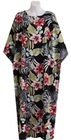 Peppermint Bay Floral Bouquet Caftan