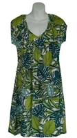 Peppermint Bay Isle of Ferns Hawaiian Dress