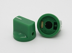 Pointer Knob in Green