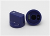 Pointer Knob in Navy Blue