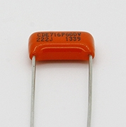 .0022uf 600v SBE Orange Drop Polypropylene Capacitor